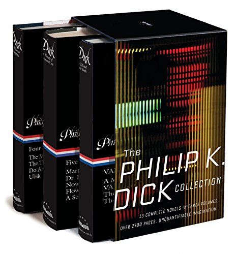 The Philip K. Dick Collection (Three Volumes): Dick, Philip K.