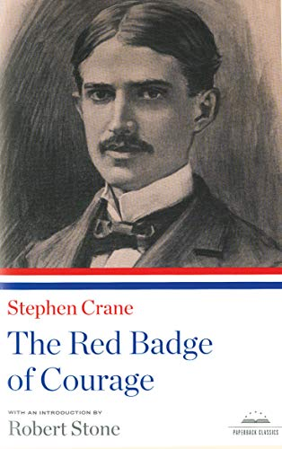 9781598530612: Stephen Crane: the Red Badge of Courage (Library of America)