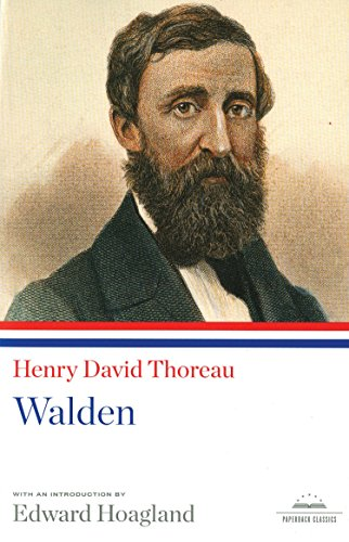 Walden: A Library of America Paperback Classic: Thoreau, Henry David