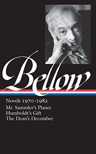 Saul Bellow: Novels 1970-1982 (LOA #209): Mr.: Bellow, Saul
