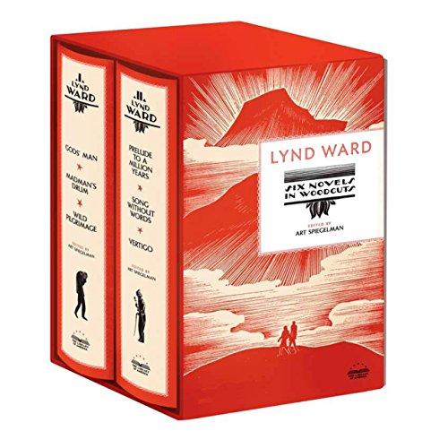 Six Novels in Woodcuts (two volume boxed set).: WARD, Lynd.