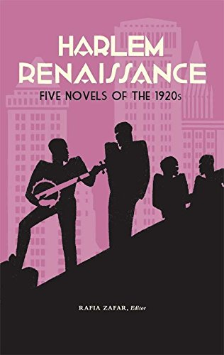 9781598530995: Harlem Renaissance: Five Novels of the 1920s (Library of America)