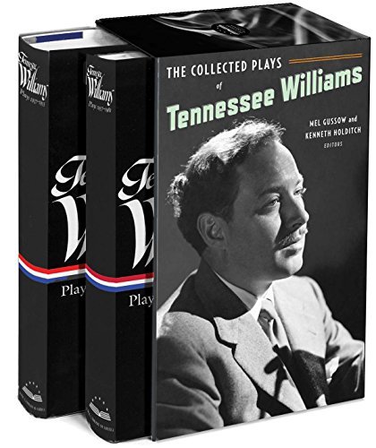 9781598531046: The Collected Plays of Tennessee Williams (The Library of America)