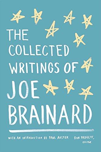 9781598531497: The Collected Writings of Joe Brainard