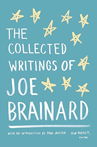 9781598531497: The Collected Writings of Joe Brainard: A Library of America Special Publication