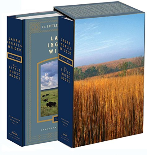 9781598531626: The Little House Books (2 Volume Set)
