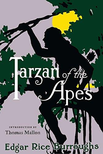 9781598531640: Tarzan of the Apes