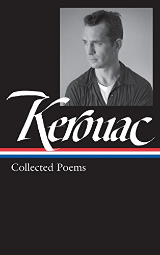 Jack Kerouac: Collected Poems: Library of America Series Jacket: Kerouac, Jack