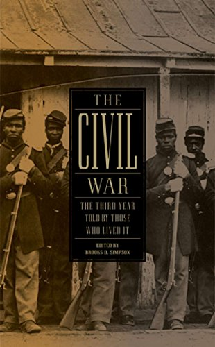9781598531978: The Civil War: The Third Year Told by Those Who Lived It: (Library of America #234)