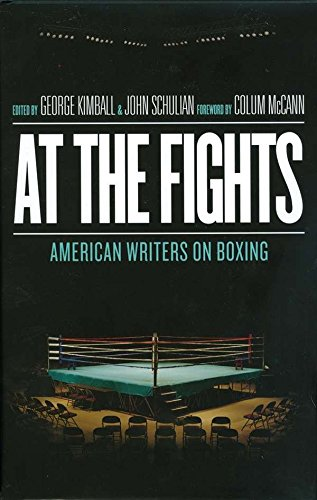 9781598532050: At the Fights: American Writers on Boxing