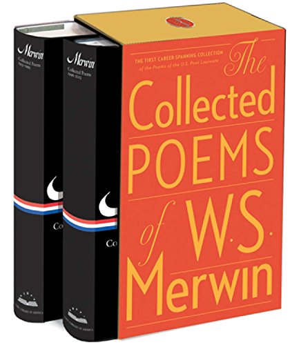 9781598532074: The Collected Poems of W.S. Merwin
