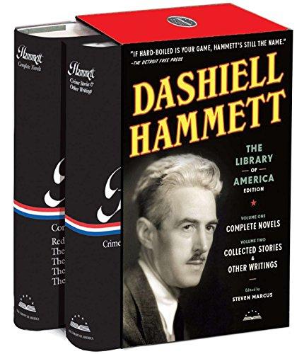 9781598532180: Dashiell Hammett: The Library of America Edition