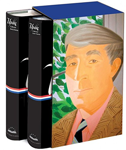 9781598532500: John Updike: The Collected Stories (Library of America)