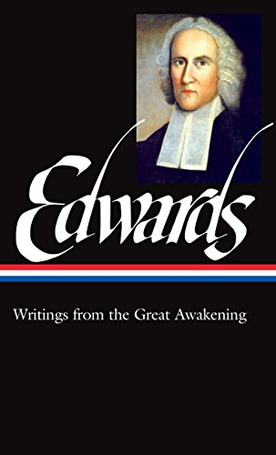 9781598532548: Jonathan Edwards: Writings from the Great Awakening (Library of America)