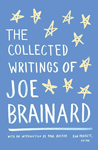 9781598532784: The Collected Writings of Joe Brainard: A Library of America Special Publication