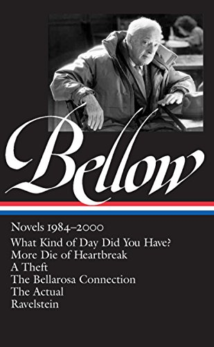 9781598533521: Saul Bellow: Novels 1984-2000 (Library of America Saul Bellow Edition)