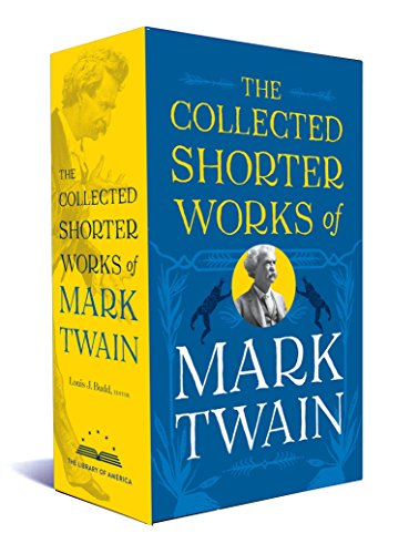 9781598535280: The Collected Shorter Works of Mark Twain (Library of America)