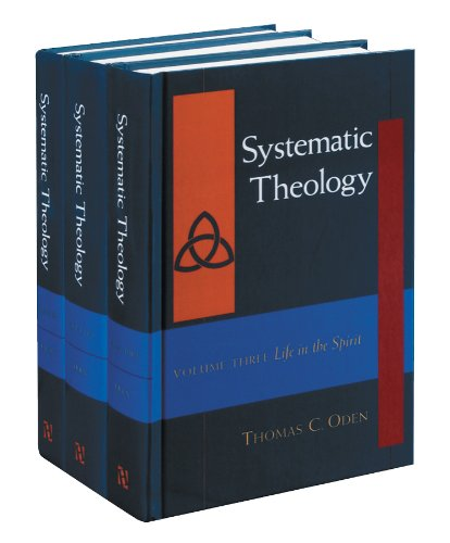 Systematic Theology 3 Vol. Set: Oden, Thomas C.