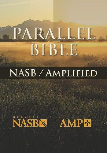 NASB Amplified Parallel Bible (Burgundy): Hendrickson Publishers