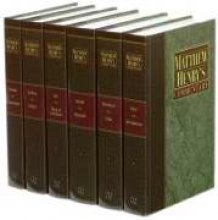 9781598560794: Matthew Henry's Commentary on the Whole Bible
