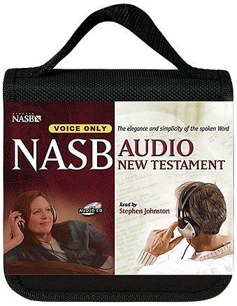 9781598561173: NASB Audio New Testament: New American Standard Bible