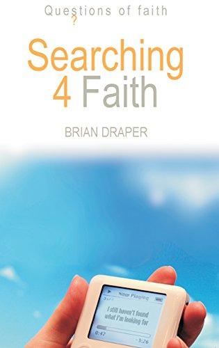 9781598561371: Searching 4 Faith (Questions of Faith)