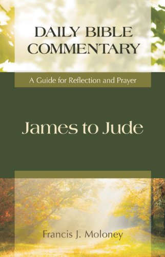 9781598561968: James to Jude: A Guide for Reflection and Prayer (Daily Bible Commentary)