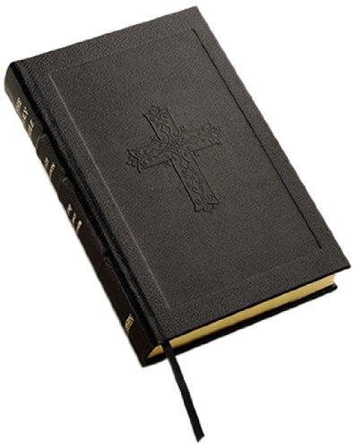 The Holy Bible: King James Version, Black,