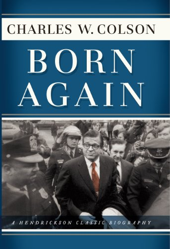 9781598562514: Born Again (Hendrickson Classic Biographies)