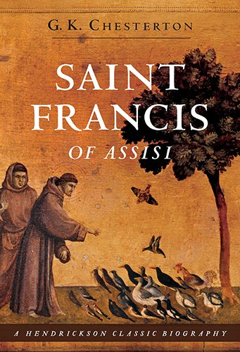 9781598562828: Saint Francis of Assisi (Hendrickson Classic Biographies)