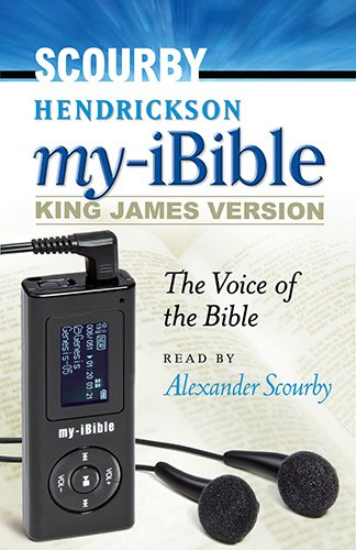 9781598563641: Hendrickson My-ibible: King James Version, Voice Only