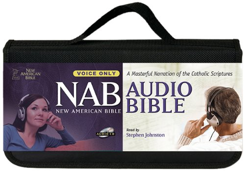 9781598563665: Voice Only Bible-Nab