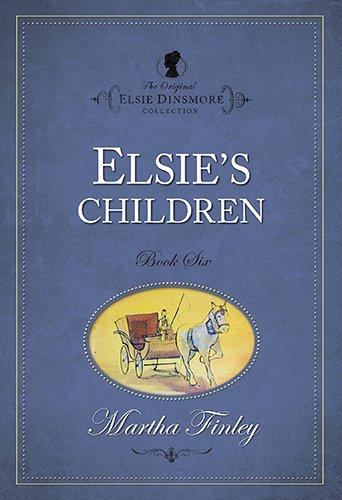 9781598564051: Elsie's Children (Original Elsie Classics) (Original Elsie Classics (Paperback))