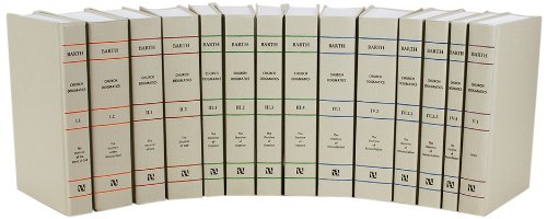 Church Dogmatics (14 Volume Complete Set): Barth, Karl; Bromiley,