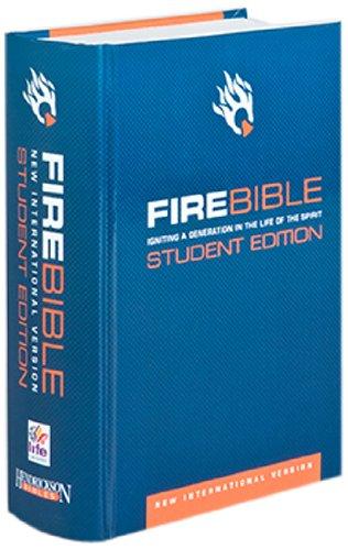 9781598564754: Fire Bible-NIV-Student