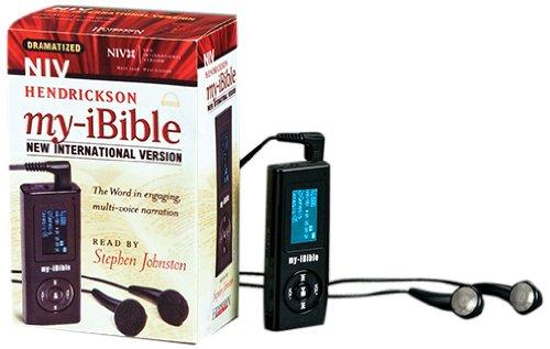 9781598565386: Holy Bible - Hendrickson New International Version My-ibible: Dramatized