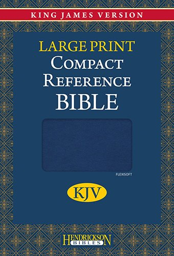 9781598566192: Holy Bible: King James Version Blue Flexisoft Reference
