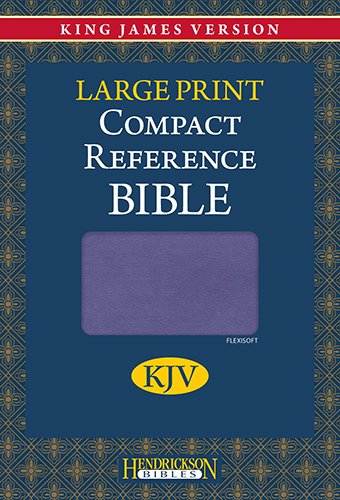 9781598566215: The Holy Bible: King James Version Lilac Flexisoft Reference