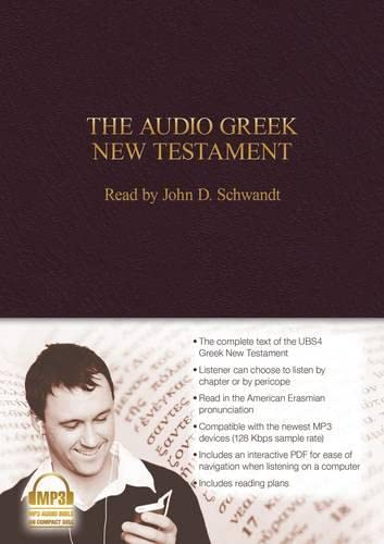 The Greek Audio New Testament: The Greek New Testament, Fourth Revised Edition