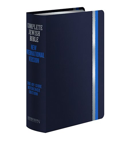 Complete Jewish Bible-PR-Cjb/NIV: Side-By-Side Reference: Hendrickson Publishers