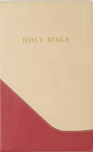 9781598566901: Personal Size Giant Print Reference Bible-KJV (Hendrickson Bibles)