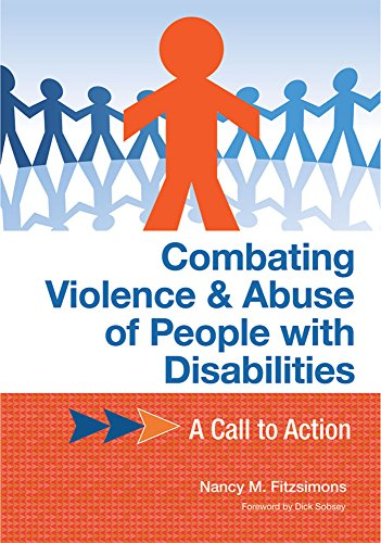 9781598570014: Combating Violence and Abuse of People with Disabilities: A Call to Action