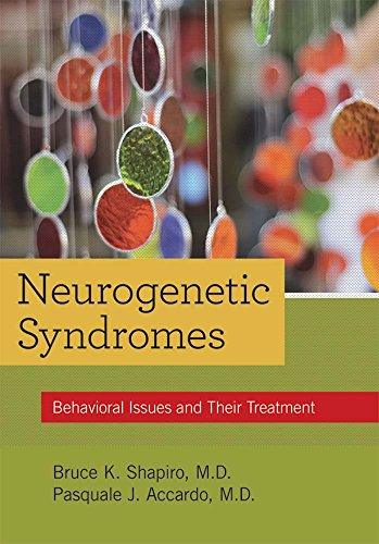 9781598570175: Neurogenetic Syndromes: Behavioral Issues and Their Treatment