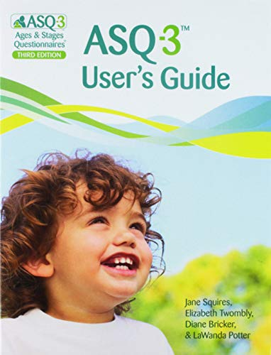 ASQ-3ô Starter Kit (1598570412) by Jane Squires Ph.D.; Diane Bricker Ph.D.