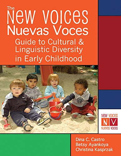 9781598570465: The New Voices ~ Nuevas Voces Guide to Cultural and Linguistic Diversity in Early Childhood