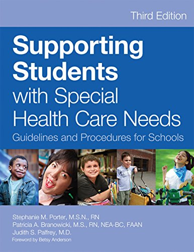 Supporting Students with Special Health Care Needs: