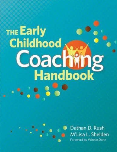9781598570670: The Early Childhood Coaching Handbook