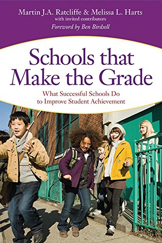 9781598570908: Schools that Make the Grade: What Successful Schools Do to Improve Student Achievement