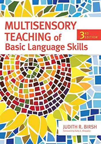 9781598570939: Multisensory Teaching of Basic Language Skills, Third Edition