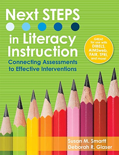 9781598570960: Next STEPS in Literacy Instruction: Connecting Assessments to Effective Interventions